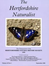 The Hertfordshire Naturalist 2008